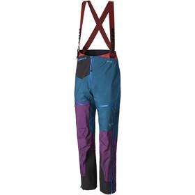 Mountain Hardwear Exposure/2 Gore-Tex Pro Bib Pants Women cosmos purple